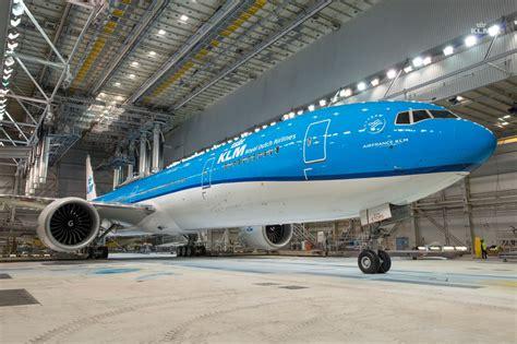 nieuw interieur klm 777 new boeing 777 300