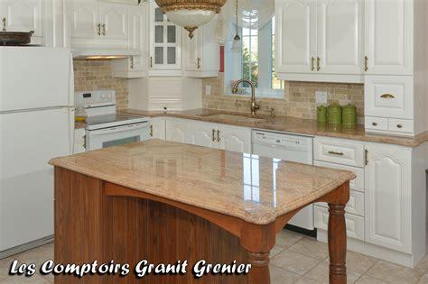 type de comptoir de cuisine comptoir de granit et quartz comptoirs de cuisine en granit