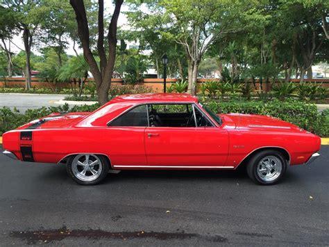 Classic Dodge Dart by 1969 Dodge Dart Gts Hardtop 2 Door 5 6l Classic Dodge