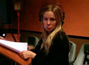 Kristen Bell Says Goodbye To 'Gossip Girl' (PHOTO)
