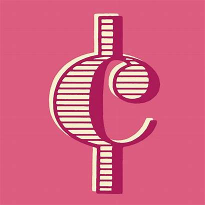 Cent Symbol Clip Vector Sign Illustrations Cartoons