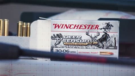 Winchester Deer Season Xp Copper Impact 350 Legend 150