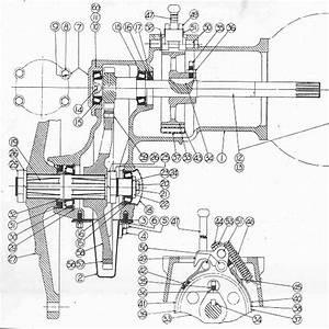 Allis Chalmers B10 Parts Diagrams