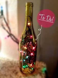 1000 images about Wine Bottle Decorations on Pinterest