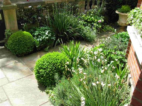 Formal Cottage Garden  Living Colour Gardens