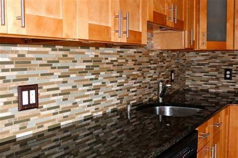 peel and stick glass tile backsplash revolutionary solution for walls peel and stick