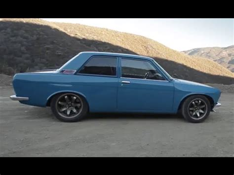Datsun 510 Turbo by I Want This Turbo 72 Datsun 510 95 Octane