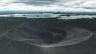 Quarry Crater Funnel Landscape Nature Hdv 720p