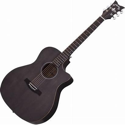 Schecter Acoustic Guitar Satin Thru Deluxe Finish