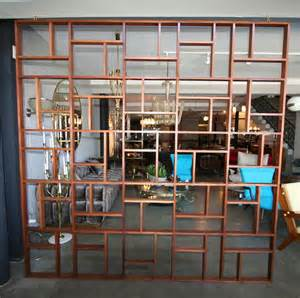 interior door styles for homes custom midcentury geometric room divider for sale at 1stdibs
