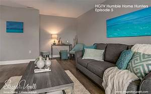 HGTV Humble Home Hunters Home Staging Project - Staged for ...