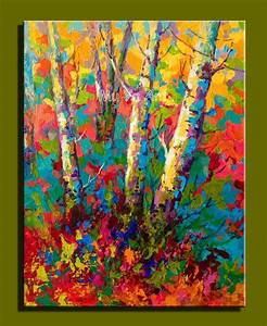 Maddy's Madnezz: Tree paintings