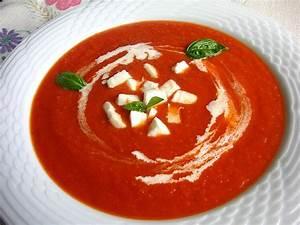 Tomatensuppe Rezept Einfach : tomatensuppe rezept mit bild von feinundlecker ~ Yasmunasinghe.com Haus und Dekorationen