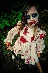 Zombie kid Halloween makeup | Halloween | Pinterest