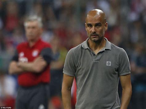 Bayern Munich 1-0 Manchester City: Pep Guardiola suffers ...