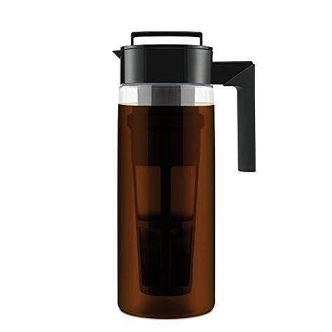 More than 147 takeya cold brew iced coffee maker at pleasant prices up to 23 usd fast and free worldwide shipping! Takeya 10311 Patented Deluxe Cold Brew Iced Coffee Maker with Airtight Seal & Silicone Handle ...