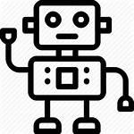 Bot Icon Automate Clipart Robot Icons Transparent