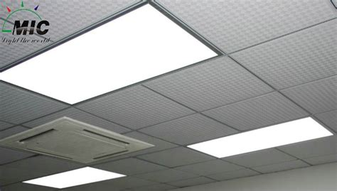 brighten up your space with led light panel ceiling