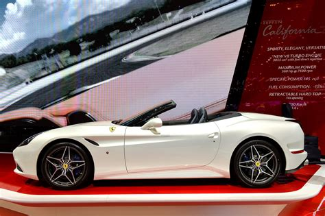 A new interior, a revised chassis and a new turbocharged powertrain. 2015 - 2016 Ferrari California T Gallery 544884   Top Speed