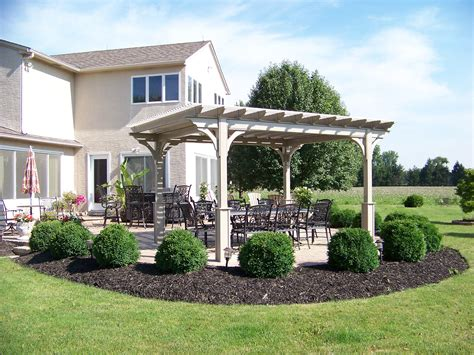 pergola prices 10x12 vinyl pergola entertaining recreation pergolas sales prices
