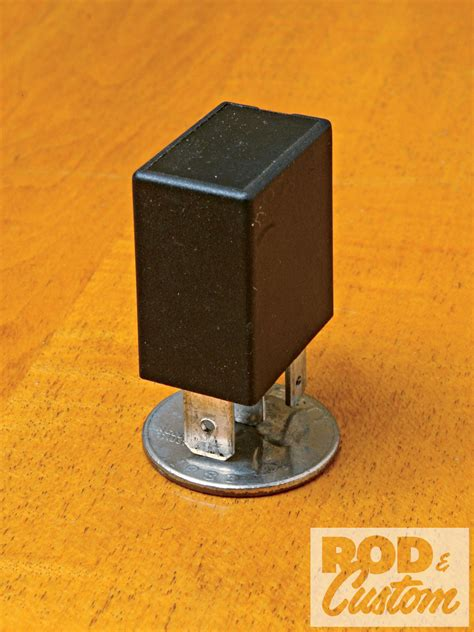 basic electrical relays rod network