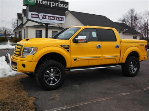 Ford F 150 Tonka Edition: Would You Drive This Truck?