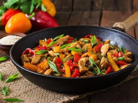 recette cuisine au wok recettes cuisine asiatique au wok