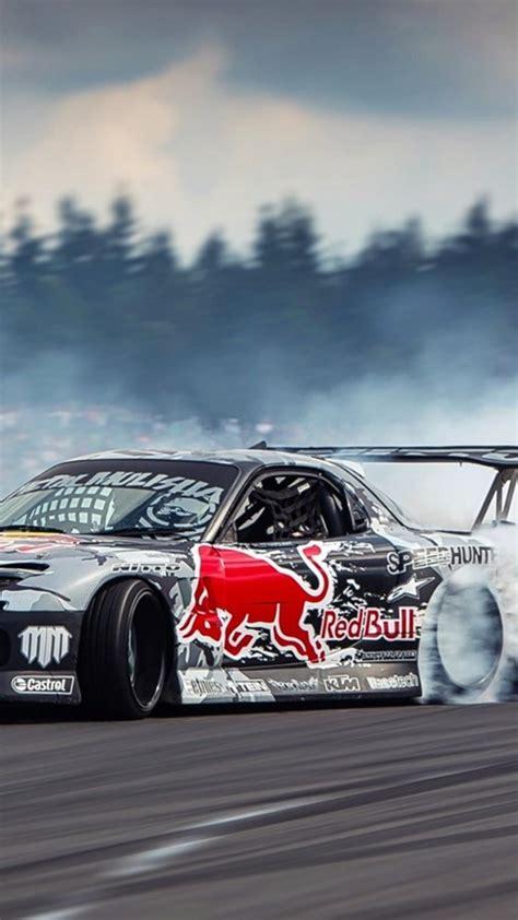 cars smoke mazda vehicles drift rx mad mike wallpaper