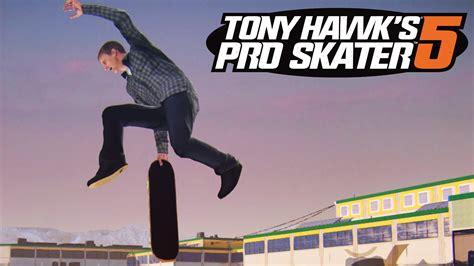 Tony Hawks Pro Skater 5 Update 103 Adds New Levels