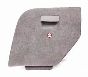 Lh Trunk Side Carpet Door Vw Jetta Wagon Mk4 Hatch Access