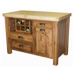 kitchen island with butcher block butcher block kitchen island casual cottage