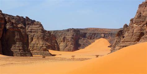 running horned woman tassili najjer algeria smarthistory