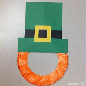 53 paper plate leprechaun template st patrick039s day With leprechaun mask template