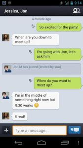 kik app free for android blocking and unblocking a user from contacting you via kik android app of the day kik messenger theunlockr
