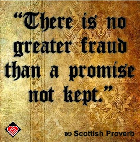 greater fraud   promise