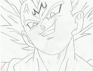 Majin Vegeta by brycem900 on DeviantArt