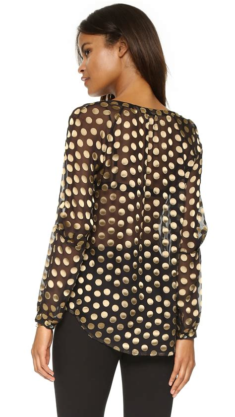 black and gold blouse black and gold blouse fashion ql