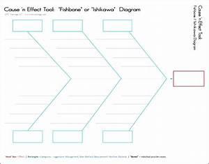 diagram download fishbone diagram template powerpoint With fishbone ppt template free download