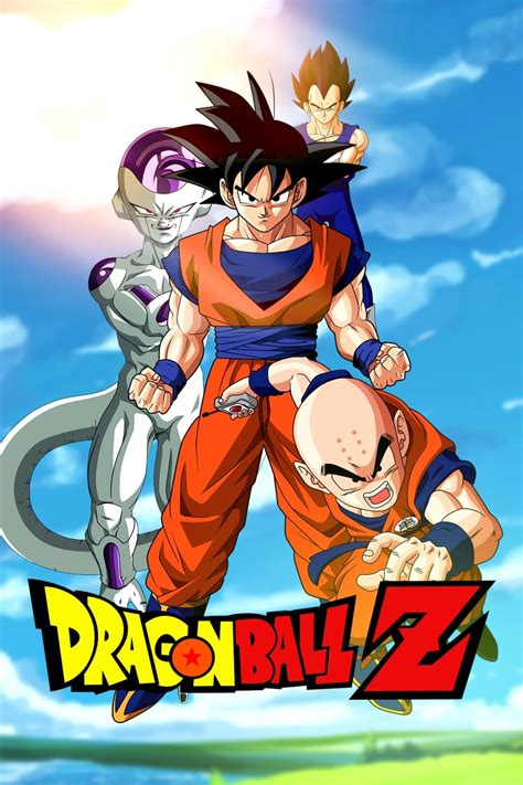 Let us do the job with you! Dragon Ball Z (TV Series 1989-1996) - Posters — The Movie ...