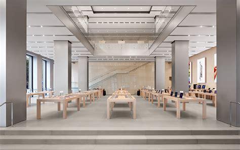 barcelona apple store architecture iso blog  blog