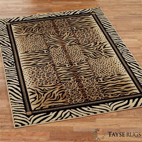 animal print rug leopard print kitchen accessories house furniture