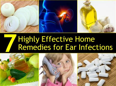 7 Extremely Effective Home Remedies For Ear Infections