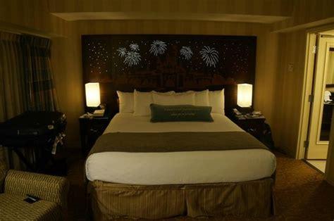 bathroom of 1 bedroom suite picture of disneyland hotel