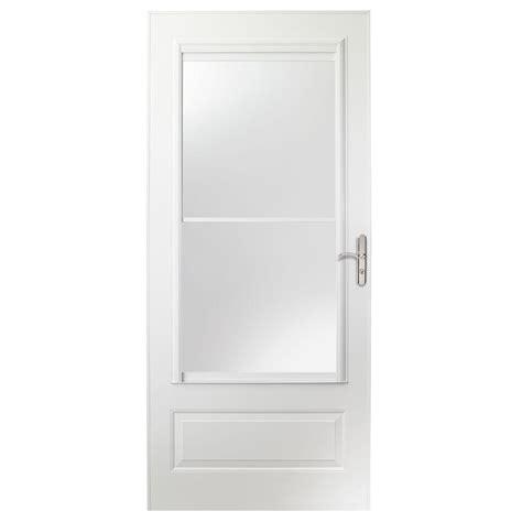 Emco 32 In X 80 In 400 Series White Universal Self. Door Stop Alarm. Craftsman Style Entry Doors. Garage Parking Assist. Cheap Sliding Doors. Door Charms. Garage Door Support Bracket. Garage Door Key Switch. Frameless Shower Door Hinges