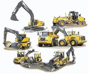 Volvo Construction Equipment All Models Parts Catalog