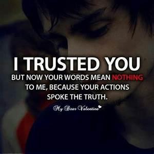 Trust broken | Trust issues | Pinterest | Broken Marriage ...