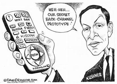 Kushner Jared Cartoons Trump Political Cartoon Politicalcartoons
