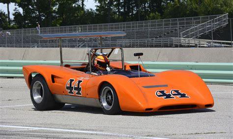 1970 Lola T165 Can-am Vintage Classic Race Car Photo (ca
