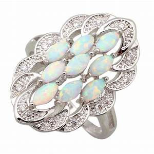 high quality gallant fashion opal rings wedding rings for With opal wedding rings for women