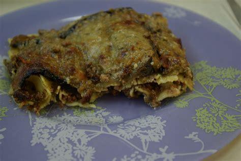 herve cuisine lasagne lasagne aux aubergines et sa crème de fromage de chèvre au